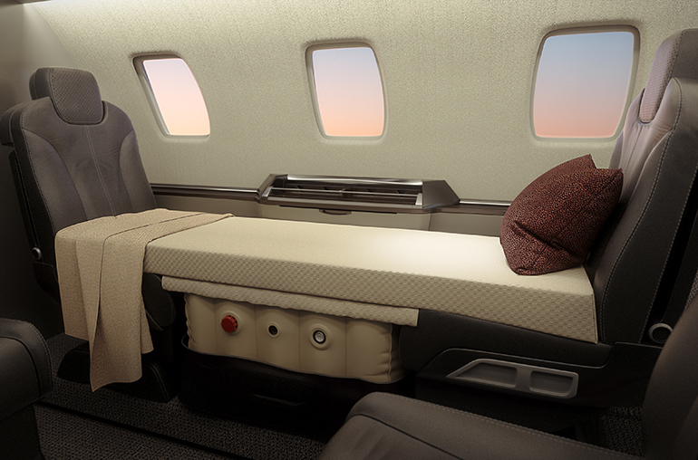 The Jetbed For Citation X Jet Bed
