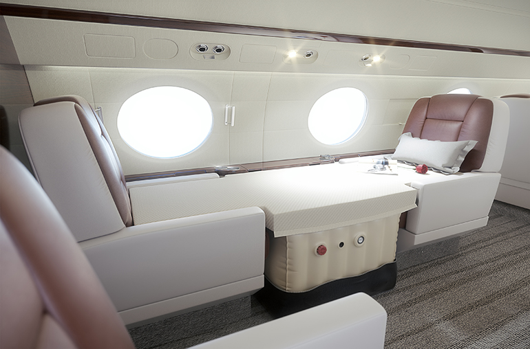 The Jetbed For G550 Jet Bed